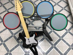 Xbox drums and guitar for Sale in Troy, MI