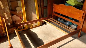 Double bed frame for Sale in Lafayette, IN