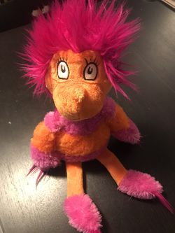 Dr. Seuss Plush Character for Sale in Kent,  WA