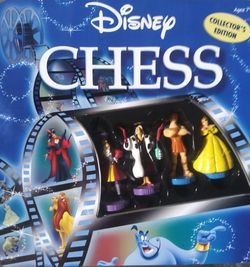 """Disney Chess: """"Heroes Vs Villains"""" (2004 Collector's Edition). for Sale in Pompano Beach,  FL"""