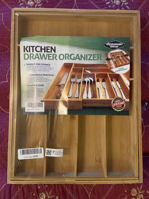 Kitchen drawer organizer for Sale in North Las Vegas, NV
