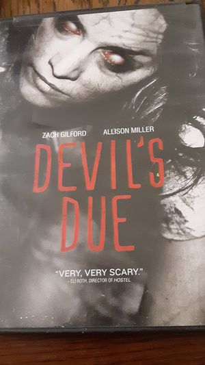 Devils due dvd for Sale in Grand Saline, TX