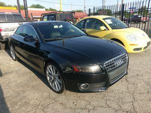 2012 Audi A5 for Sale in San Antonio, TX