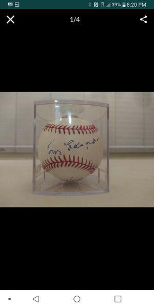 Tommy lassorda World series. Dodgers baseball for Sale in Queen Creek, AZ