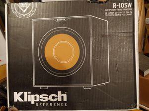 Kilpsch Subwoofer Reference R10W for Sale in Marriottsville, MD