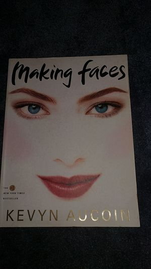 Making Faces written by Kevin Aucoin for Sale in Los Alamitos, CA