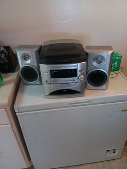 CD player works perfect for Sale in El Paso,  TX