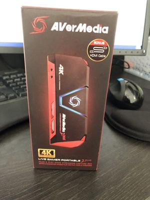 Avermedia for Sale in San Marcos, CA
