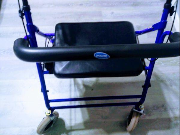 Invacare Bariatric Rollator Good condition