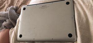13 in silver MacBook Pro for Sale in Starkville, MS