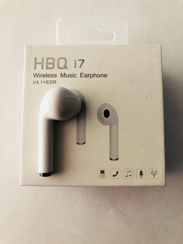 Left wireless Bluetooth earbud