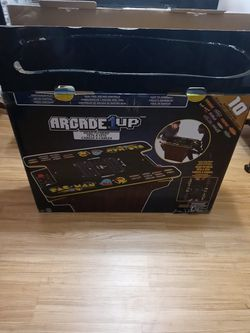 Arcade one up Pac-Man machine with extra games its like having an arcade in your house for Sale in Hillsboro,  OR