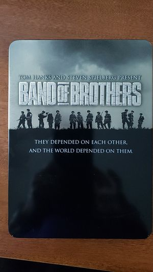 Band of Brothers DVD set for Sale in Brentwood, NC