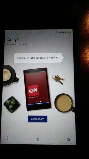 Amazon fire hd 8inch tablet for Sale in Jonesboro, GA