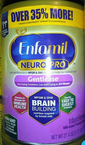 Enfamil gentleease/ big can for Sale in Commerce, CA