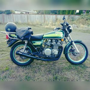 1978 Kawasaki Kz650c Motorcycle for Sale in Tacoma, WA