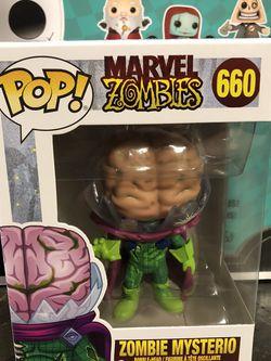 Zombie Mysterio Funko Pop for Sale in San Diego,  CA