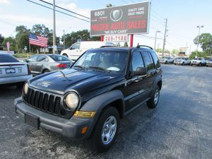 2007 Jeep Liberty for Sale in Pinellas Park, FL