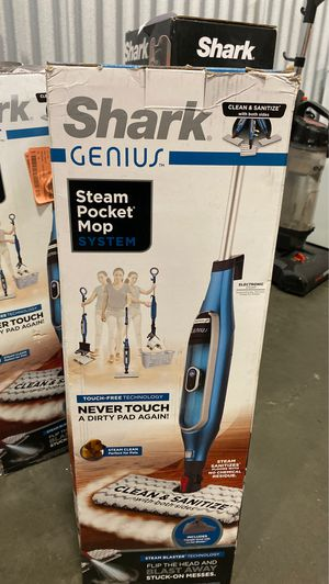 Shark steam pocket mop for Sale in South Gate, CA