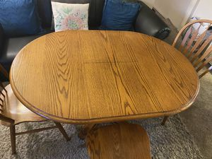 Very nice antique wood table for Sale in Tustin, CA