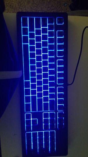 Steel Series Apex 100 Gaming keyboard for Sale in Stewartville, MN