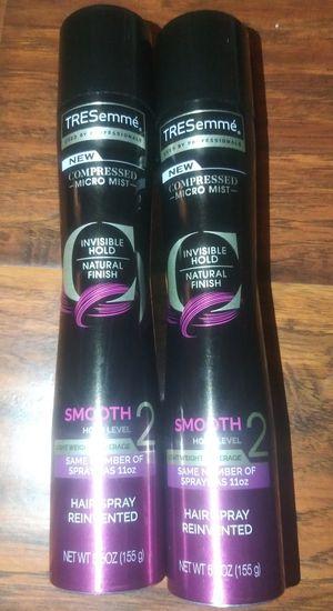 Tresemme hair spray.. for Sale in Stockton, CA