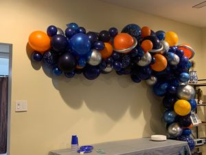 Space Balloon Garland for Sale in Phoenix, AZ