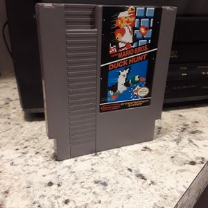 Super Mario Bros / Duck Hunt Nes for Sale in Winter Haven, FL