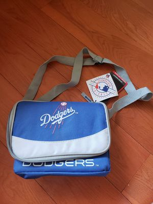 L.A. Dodgers 6 can cooler NEW for Sale in Los Angeles, CA