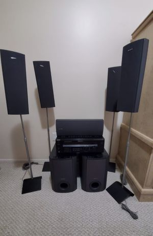 Sony Home theatre Surround Sound System for Sale in Sterling Heights, MI