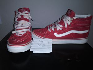 Vans Size 8.5 for Sale in Mesquite, TX