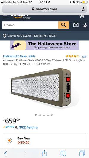 Platinum LED p600 for Sale in Detroit, MI