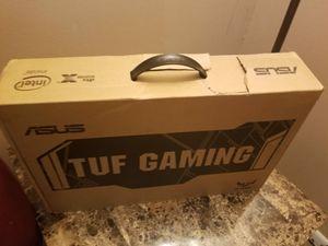 Asus Tuf gaming laptop for Sale in Bridgeport, CT