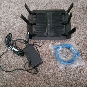 NETGEAR - Nighthawk X6 AC3200 Tri-Band Wi-Fi 5 Router for Sale in Hopewell, VA