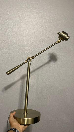 Gold Lamp for Sale in Atlanta, GA