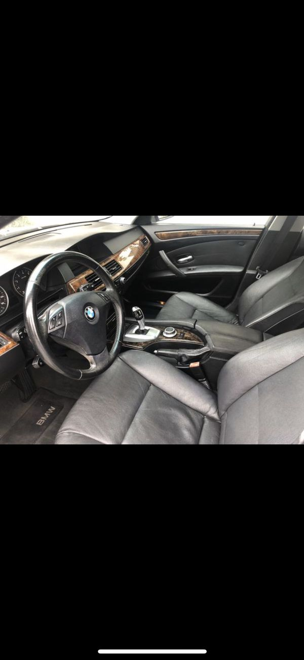 Clean title BMW 535i