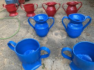 Maceteros flower pots for Sale in Fort Worth, TX