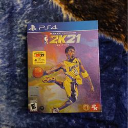 With Digital Voucher For 2k21 For Ps5 for Sale in Riverside,  CA