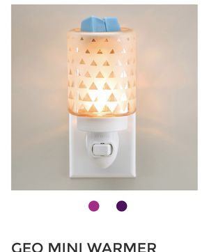 Authentic Mini Scentsy Warmer for Sale in Whittier, CA
