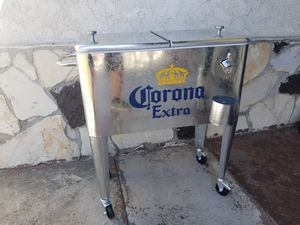 60 Qt. Galvanized Corona Coolers for Sale in Pico Rivera, CA