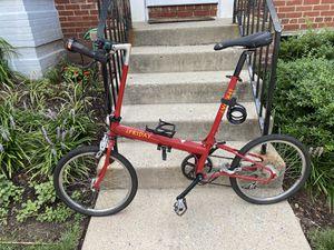 Custom Folding Bike! for Sale in MARTINS ADD, MD