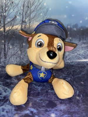 """Nickelodeon Paw Patrol Chase 9"""" plush for Sale in Long Beach, CA"""