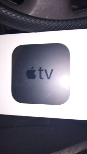 Apple TV. 4k. 32gb FACTORY SEALED for Sale in Carlsbad, CA