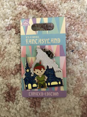 Disney Fantasyland Pin (Limited Edition) - Peter Pan for Sale in Anaheim, CA