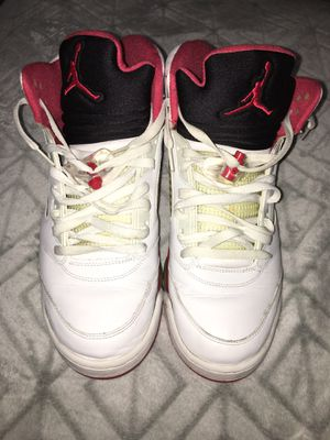 Jordan 5 Fire Red 🔥 Size 13 for Sale in Foxcroft Square, PA