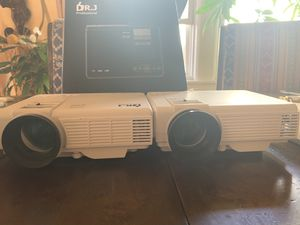 DR.J projectors for Sale in Richmond, CA