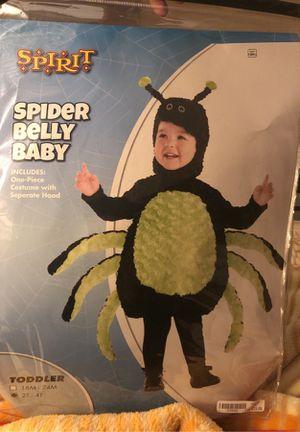 Spider halloween costume for Sale in Visalia, CA