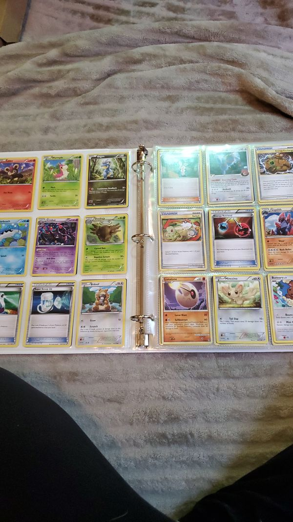Pokemon card collection lot 3