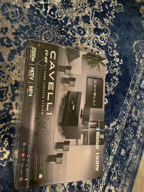 Cavelli cv-60 Home theatre system