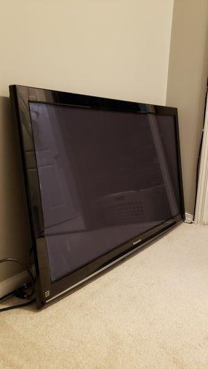 """Panasonic 50"""" in plasma non-smart HDTV TV for Sale in Dearborn, MI"""